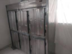 Geladeira industrial  refrimate 6 portas