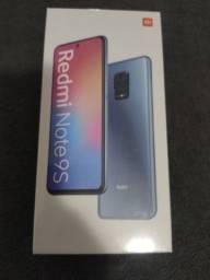 Xaiomi Redmi note 9s 6gb RAM, 128GB Armazenamento