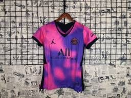 Camisa PSG IV 20/21 (PRONTA ENTREGA)
