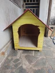 Casinha para cachorro de praticamente todos os portes