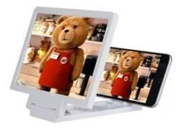 Título do anúncio: Lupa Para Celular Amplia 3x Tela 3d Assistir Filmes E Series - 8646