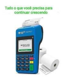 Máquina de Cartão Point Pro 2 - Peça a sua em até 10x sem juros