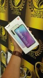 Xiaomi redmi note 8 ( novo na caixa lacrada)