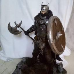 Batman versão Viking / Leia a descrição