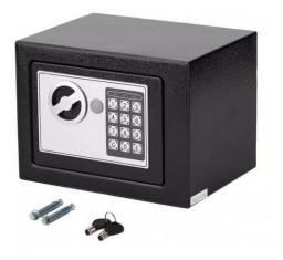 Cofre digital com chave reserva