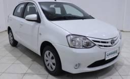 Toyota Etios XS 1.5 2015 - Entrada + 48x 673