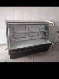 Balcão refrigerado para bolos (1,50m)