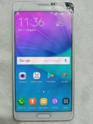 Oportunidade! Samsung Galaxy note 4