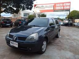 Renault CLIO SEDAN PRIVILEGE 1.6 16V COMPLETO