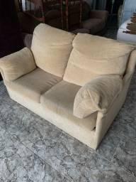 Sofá cama com colchão da marca Castor