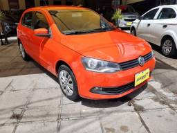 VW/Gol 1.6 2014 completa com GNV g5 e  ipva pago (carro extra)