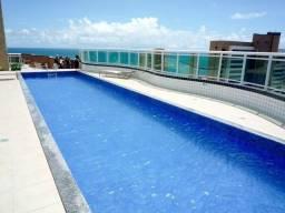Excelente Flat na Praia de Iracema com 496m², 01 quarto