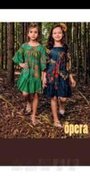 Título do anúncio: Vestidos Ópera Kids, 4 e 6 anos, novos,  só 79,00 cada !