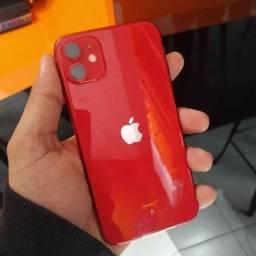 Título do anúncio: iPhone 11 64gb Vermelho (Red)