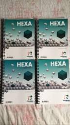 Coleção pré-vestibular HEXA