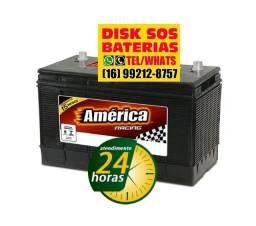 Bateria America (Fabricacao Heliar)