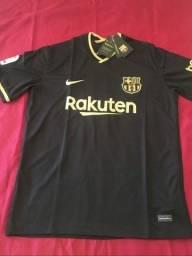 Título do anúncio: Camisa Barcelona 20/21