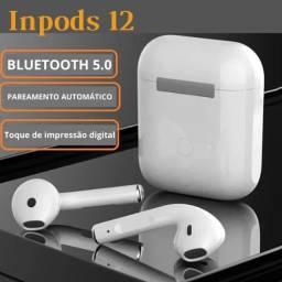 Inpods 12 Fone De Ouvido Sem Fio