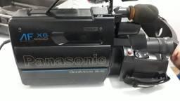Filmadora Vhs Panasonic Omnimovie Relíquia Colecionador<br><br><br>