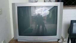 Televisão está boa