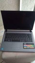 Notebook Positivo S6125, 750GB HD, 8GB Memória