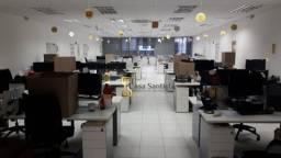 Título do anúncio: Laje para alugar, 388 m² por R$ 33.250,00/mês - Centro - Santos/SP