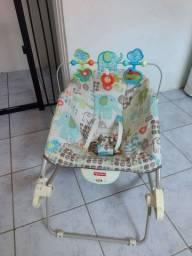 Cadeira balanço Fischer Price