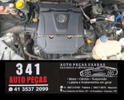 Motor parcial Fiat Etorq 1.8 Doblo Strada Palio  Idea