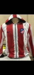 Blusão atlético de Madri