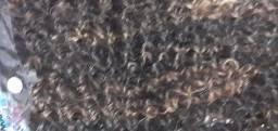 Vendo dois cabelos orgânicos novos bio fibra lidona cor ps4/27/30 150reias cada pagote