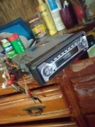 Título do anúncio: Rádio pra carro