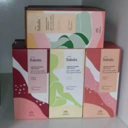 caixa de sabonetes natura tododia com 5 unidades de 90cd