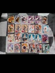 Cards Temáticos Wolverine e os X Men.