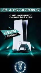 PlayStation 5 novo lacrado