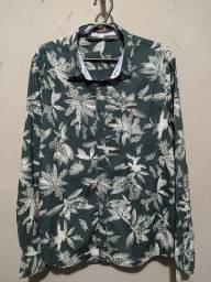 Título do anúncio: Camisa florida Reserva Tam. 3 (M)