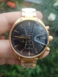 Título do anúncio: Relógio masculino importado Diesel 5 bar 1 ano de garantia.