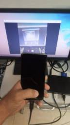 Samsung Galaxy S10 Plus defeito na tela