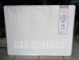 Quadro Branco Lousa 90x120cm - Pronta Entrega