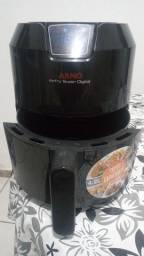 Título do anúncio:   Air fryer arno super 4,2L preta