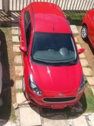 Ka plus 20/21  com 18.400 km rodados ,multimídia  R$ 49.950,00  tel. *