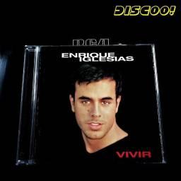 CD Enrique Iglesias - Vivir 1997