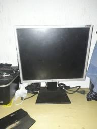 Vendo Monitor de computador Lcd 17 polegadas novo
