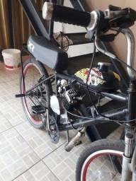 Título do anúncio: Motorizada 80cc
