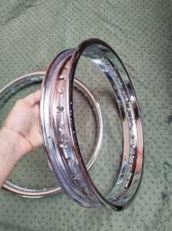 Par de Aro alumínio Crosser 150 original