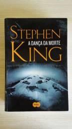 Livro A Dança da Morte de Stephen King usado