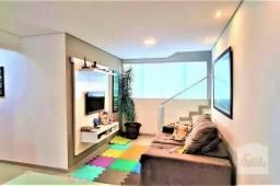 Apartamento à venda com 3 dormitórios em Castelo, Belo horizonte cod:324725
