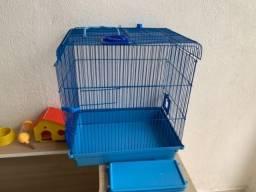 Terrario e gaiola hamster