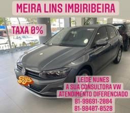 Junho de Ofertas VW- Polo 1.0 Mpi Tx 0%- Leide Nunes 81- *