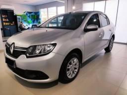 Renault Logan 1.0 Financiamento Fácil