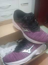 Tênis e sapato tamanho 39